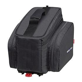 Rixen & Kaul Klickfix Rackpack 2 voor Racktime zwart